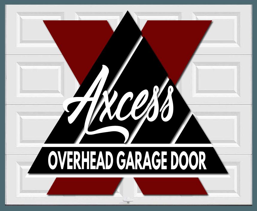 Axcess Overhead Garage Doors Logo